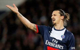 Video: Zlatan displays incredible hops and agility at PSG training