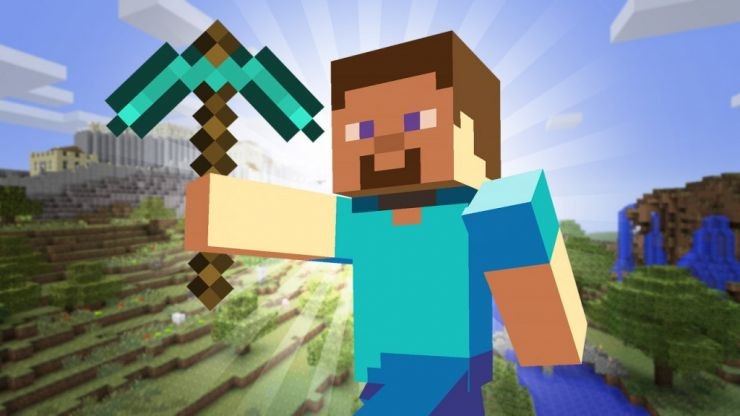 Video: Minecraft perfectly summed up in this short 20-second clip