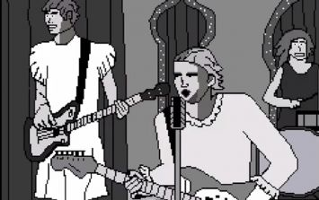 Video: 8-Bit grunge is a visual and audio nostalgia overload