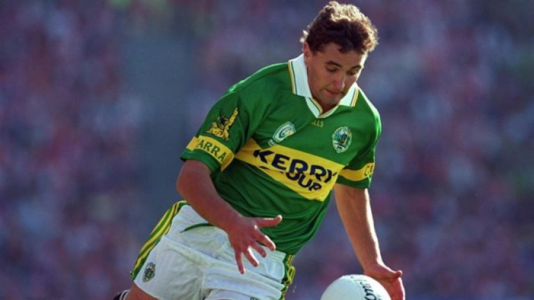 Video: It's been 13 years since Maurice Fitzgerald scored that point against Dublin