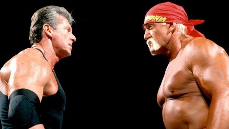 Hogan vs McMahon