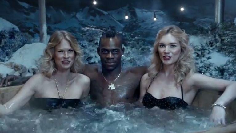 site réputé 6b0be ae637 Video: New PUMA ad stars Mario Balotelli, Usain Bolt and ...
