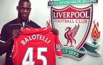 Liverpool have confirmed the signing of Mario Balotelli from AC Milan