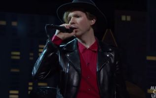 Video: Electric Picnic headliner Beck gives a blistering rendition of his classic anthem Loser