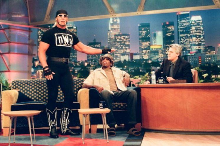 The Tonight Show with Hulk Hogan and Denis Rodman