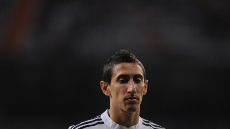 Sky Sports report that Angel di Maria will join Manchester United next week