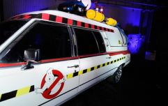 Hollywood Drive of Fame: Ecto-1