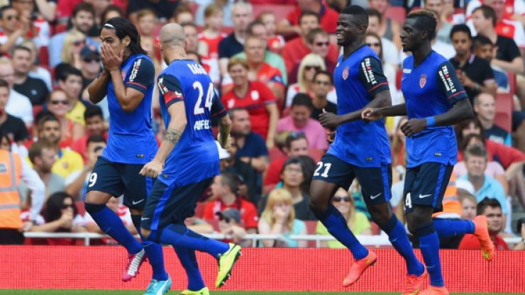 Vine: Radamel Falcao is back, as Colombian scores the winner against Arsenal