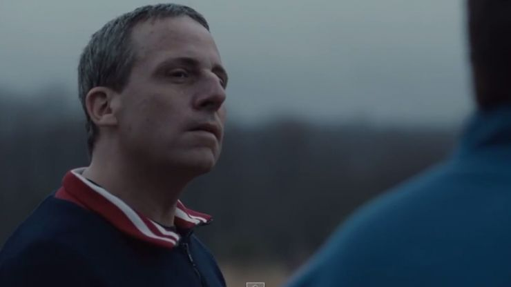 Video: Latest trailer for Foxcatcher shows just how much of a transformation Steve Carell went through