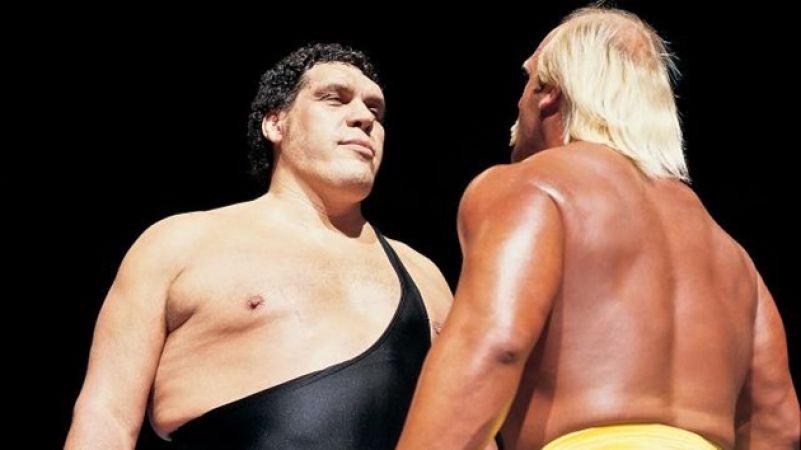 Wrestlemania III: Hulk Hogan v Andre the Giant