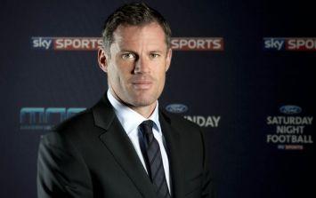 Sky Sports pundit Jamie Carragher tells JOE he fancies Chelsea to win the Barclays Premier League