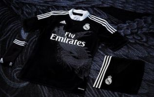 Pic: Real Madrid unveil a gorgeous new dragon-inspired black third kit