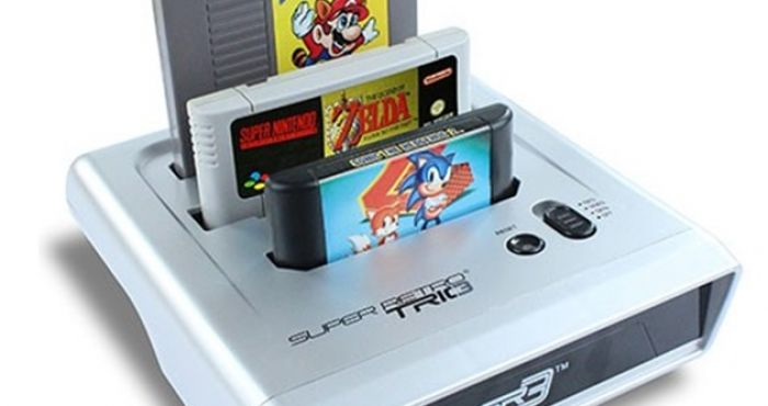 Geek overload! New console allows you to play NES 5ab72eff7