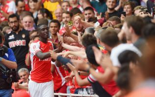 Vine: Four goals and a Gerrard-esque slip for Yaya Sanogo against Benfica
