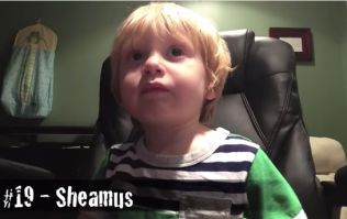 Video: This 2 year old WWE fan is way better at naming entrance themes than you'll ever be