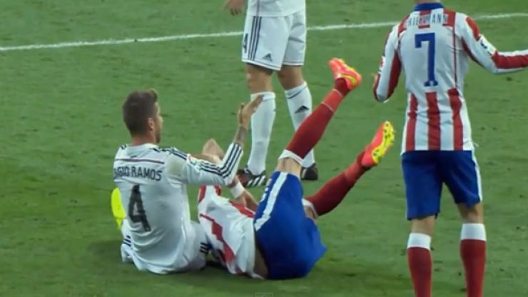 Video: Punches and goals as Real Madrid and Atletico draw in the Spanish Super Cup