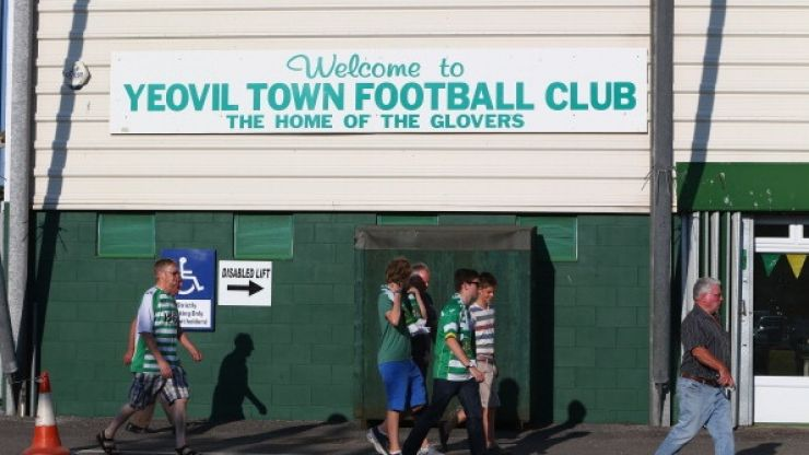 Video: You have to see this comedy defending by Yeovil during last night's Capital One Cup