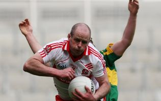Former Derry captain Kevin McCloy writes this lovely message thanking the medical team that helped save his life