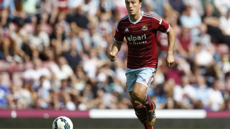 Report: West Ham's Mark Noble could be about to join the 'MonKeano' revolution with Ireland