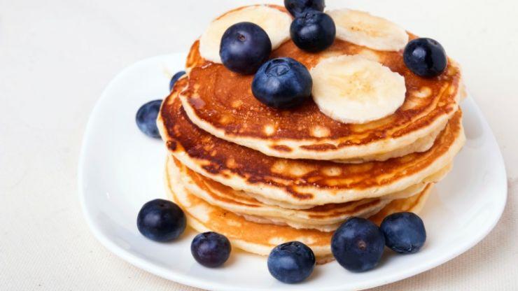 Tasty and easy to make protein recipes: Vanilla Protein Pancakes