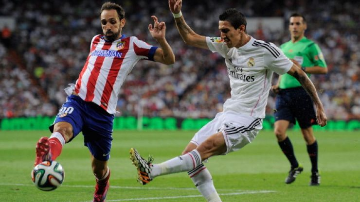 Transfer Talk: United in for Di Maria, Remy to Spurs and Nastasic off to Roma or Juventus