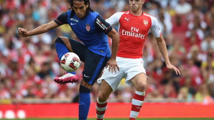 Transfer Talk: Falcao up for grabs, United plan a clearout and Redknapp eyes up half his old Spurs team