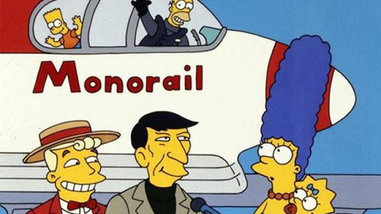 Conan O'Brien to perform 'The Monorail Song' at Simpsons live performance in September