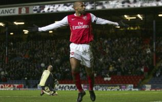 Video: Thierry Henry shows he still has it with a screamer from outside the box