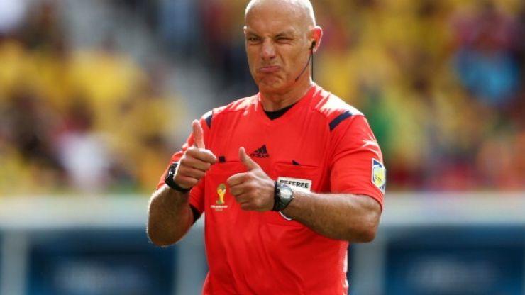 The best of the Twitter reaction to Howard Webb's retirement from refereeing