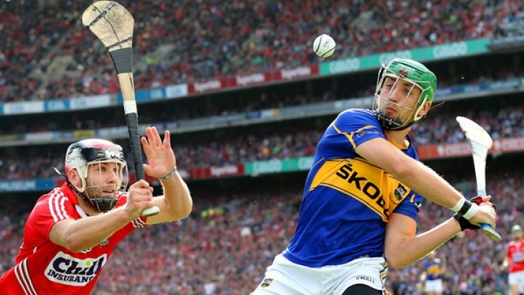 Pic: This is definitely one of the best GAA photo sequences you'll see this year...