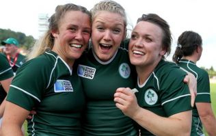 Video: All of the historic highlights from Ireland's momentous victory over New Zealand in the Women's  Rugby World Cup