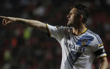 Video: Robbie Keane nutmegged a defender before chipping the keeper from 20 yards last night