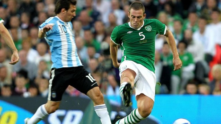 Richard Dunne and dusted; a fond send-off to the Iron Curtain