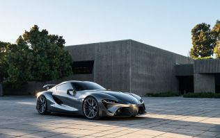 Gallery: This Toyota FT-1 concept is pure car porn