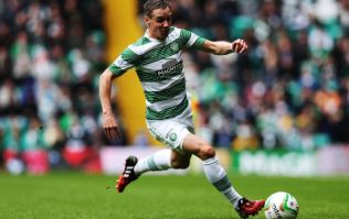 Vine: Celtic player hilariously prevents certain Celtic goal with his face