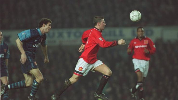 Catch Jan Molby, Lee Sharpe and loads more ex-pros play a charity match in Dublin for Children in Need and Special Olympics Ireland tomorrow