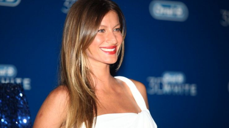 Gallery: 10 photos of the highest earning model in the world this year Gisele Bundchen