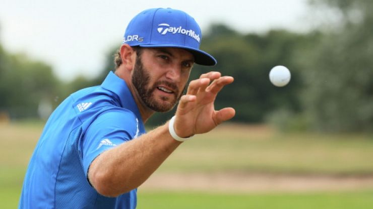 Report: Dustin Johnson suspended from PGA Tour after testing positive for cocaine