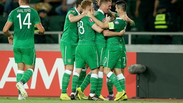 Player ratings: Ireland beat Georgia with two Aiden McGeady strikes