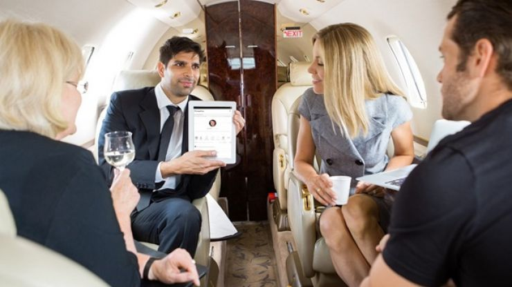Social Networth: There is now a global online community exclusively for mega rich people