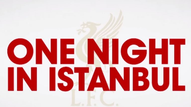 ca0172e01 Calling all Liverpool fans! The stage play One Night In Istanbul has come  to Dublin