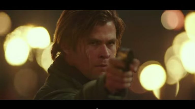 Video: The trailer for Michael Mann's new film Blackhat mixes guns