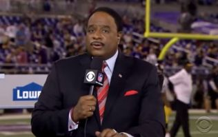 Video: CBS football host James Brown delivers brilliant monologue on domestic violence