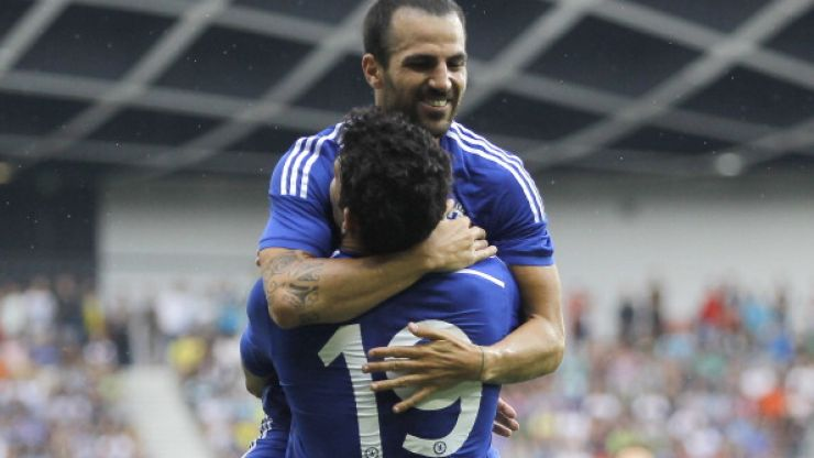 Pic: Check out this brilliant Cesc Fabregas/Diego Costa cartoon
