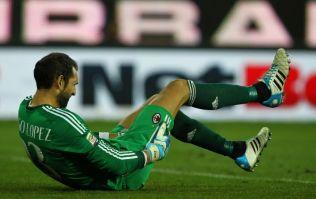 Video: AC Milan goalkeeper Diego Lopez makes the blunder of the season so far