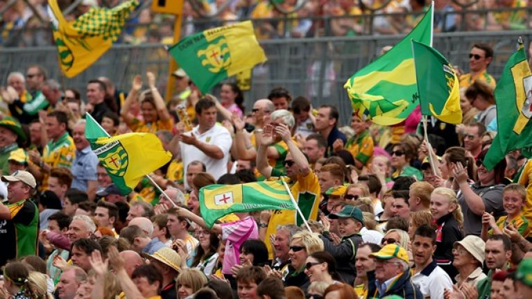 All-Ireland Football Final: Donegal v Kerry in numbers