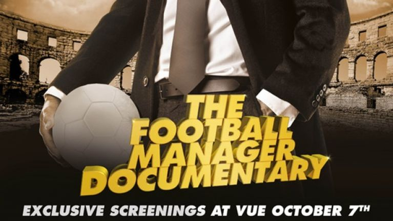 Video: A new Football Manager film clip has been released featuring some familiar faces