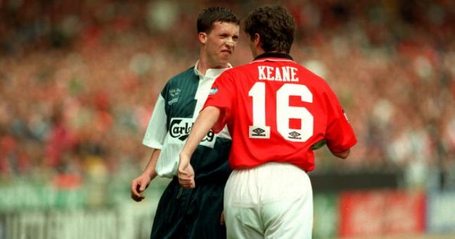 Roy Keane And Liverpool A Love Story Down Through The