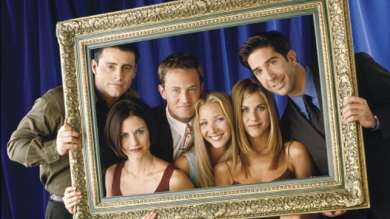 eafcedc84 To mark the 20th anniversary of Friends here are 20 our favourite clips  from the show