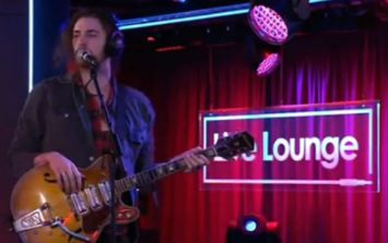 Video: Hozier's cover of Arctic Monkeys' Do I Wanna Know on BBC Live Lounge was simply stunning